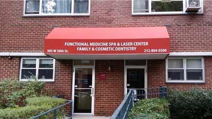 NY1 dental office front